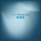 Blue abstract background — Vector de stock