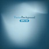 Sfondo astratto blu — Vettoriale Stock