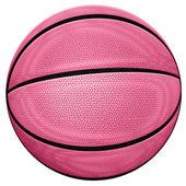Pink Basketball — Stock Photo