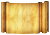 Parchment Banner — Stock Photo