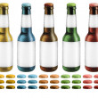 Beer Bottles — Stock Photo #22291283