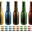 Beer Bottles — Stock Photo #22291395