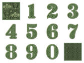Money Numbers — Stock Photo