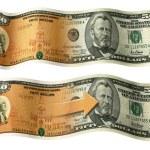 bonos de ahorro cincuenta morph — Foto de Stock