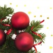 Christmas baubles — Stockfoto #13127180