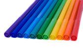 Färg fiberpennor — Stockfoto