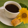 Stock Photo: cup of cofee