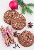 Christmas cookies — Zdjęcie stockowe