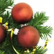 Christmas baubles — Stockfoto #13385500