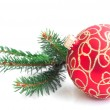 Christmas Bauble — Stock Photo #13783623