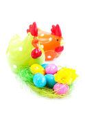 Easter eggs — Stock Photo