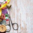 Sewing Items — Stock Photo #23866277