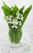 Bouquet lys de la vallée — Photo