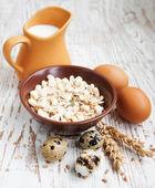 Healthy muesli — Stock Photo