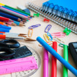 Office or school supplies — Stock Photo #28561587
