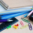 Office or school supplies — Stock Photo #29020345