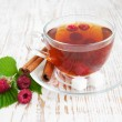 Raspberry tea — Stock Photo #29954907