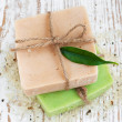 Natural Herbal Soap — Stock Photo #31075427