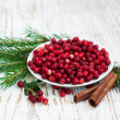 Cranberries — Foto de Stock