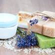Natural Herbal Soap — Stock Photo #35925469