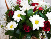 Boeket van bloemen — Stockfoto
