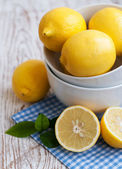 Limones — Foto de Stock