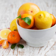 Citrus fruits — Stock Photo