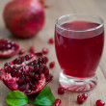 Pomegranate juice — Stock Photo #38831039