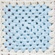 Stock Photo: Crochet Blankets