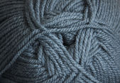 Clew of Woolen Yarn — Stock Photo