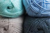 Clew of Woolen Yarn — Zdjęcie stockowe