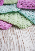 Knitted  Detail — Stock Photo