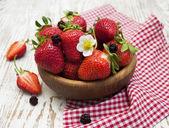 Fresh sweet ripe berries — Stock Photo