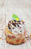 カップ ケーキ — ストック写真