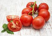 помидоры — Стоковое фото