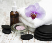 Spa Accessories — Stock Photo
