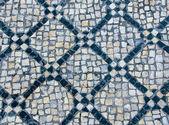 Stone blocks pavement texture for background — Stock Photo