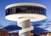 AVILES, SPAIN - APRIL 03 — Stock Photo