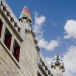 Guell palace designed by Gaudi, in Barcelona — ストック写真 #33287817