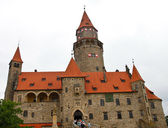 Pohádkový hrad — Stock fotografie