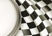 Vector fundo xadrez — Vetorial Stock