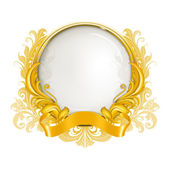 Luxury Frame, vector — Stock Vector