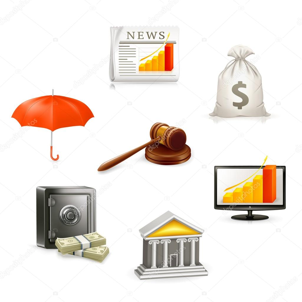 Money Icon Set Download