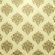 Wallpaper pattern luxury — Stok Vektör