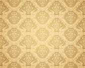 Patrón de papel tapiz transparente marrón, vector — Vector de stock