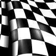 Royalty-Free Stock Vector Image: Sports Checkered Background, vector