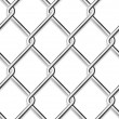 Wire mesh, seamless — 图库矢量图片 #12819431