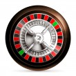 Stock Vector: Roulette, 10eps