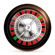 Roulette, 10eps — Stock Vector