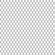 Wire mesh, seamless - Stockvectorbeeld